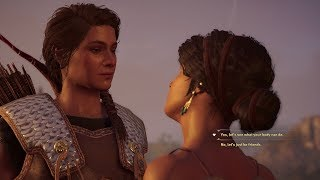 Assassin's Creed Odyssey Zopheras Romance (Kassandra)
