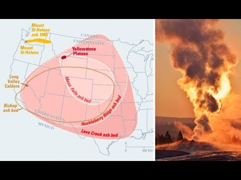 RED ALERT!! Yellowstone volcano eruption Earthquakes smash supervolcano as BIGGEST geyser BLOWS