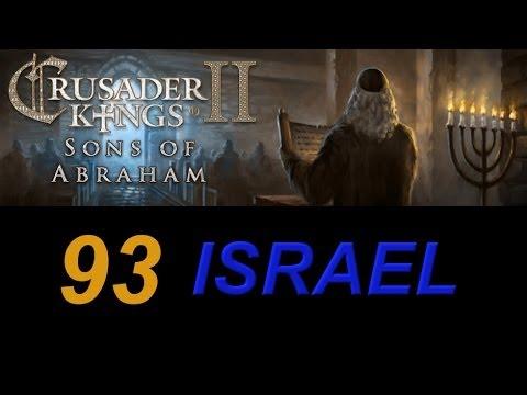 Crusader Kings 2 Israel 93 - Best Out West