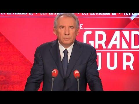 Le Grand Jury de François Bayrou du 14 octobre 2018