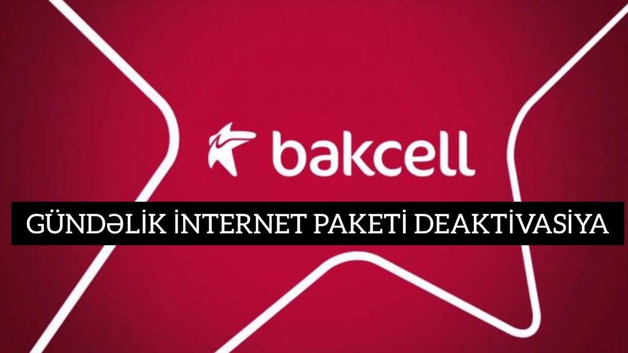 Bakcell Gundəlik Internet Paketi Deaktiv Etmək Dayandirmag Youtube