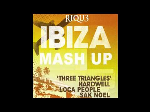Three Triangles of Loca People (RIQU3 Ibiza Mash Up) Download Link on Description
