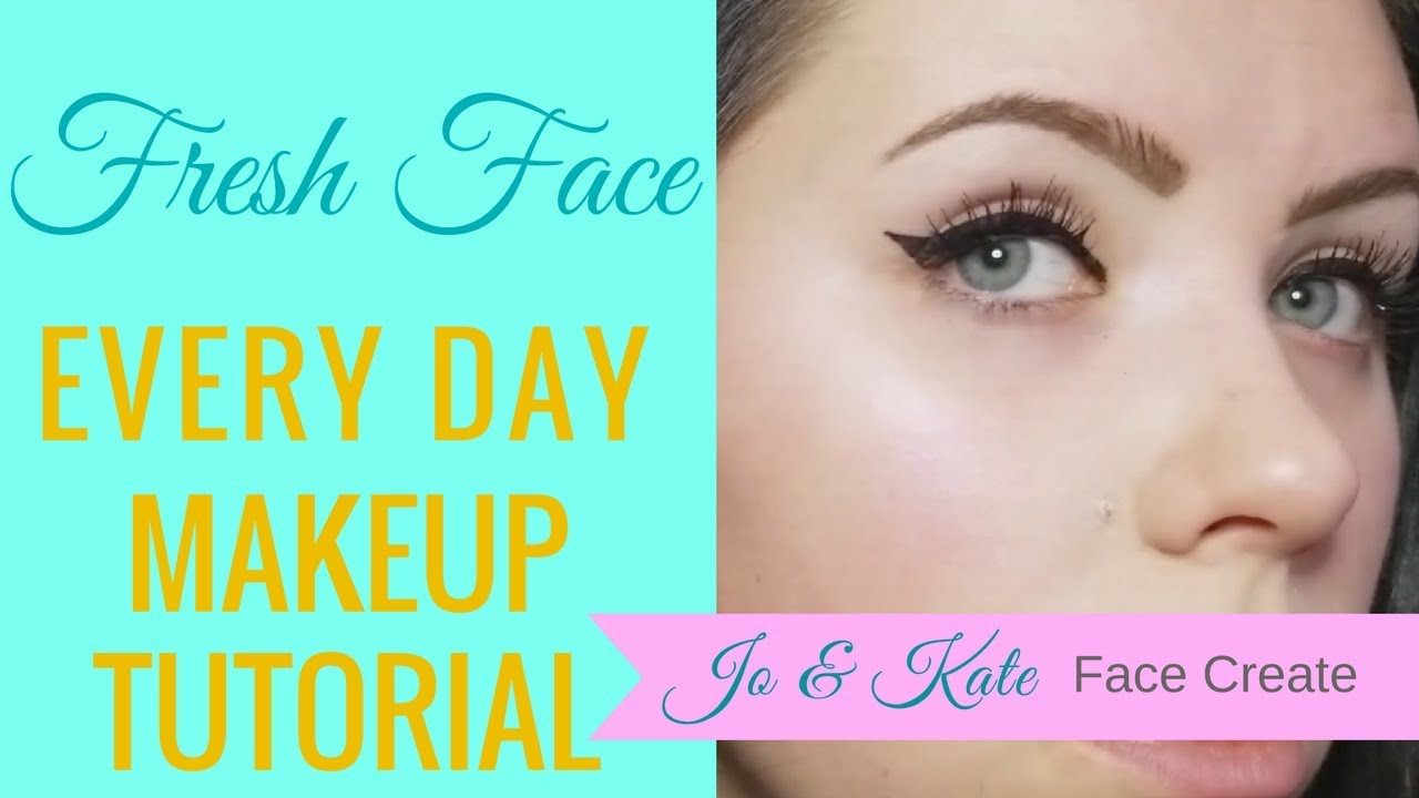 Every day natural makeup tutorial for beginners makeup for school every day natural makeup tutorial for beginners makeup for school or work baditri Images