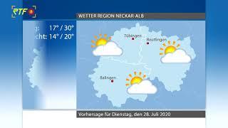 RTF.1-Wetter 27.07.2020