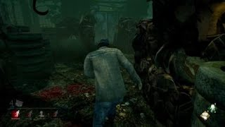 (loud) going super saiyan to survive in dead by daylight