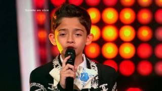 Juan, Fabby y Cristian cantaron Cielito lindo de Quirino M. - LVK Col – Batallas - Cap 22 – T2