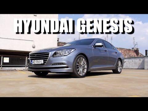 (PL) Hyundai Genesis - test i jazda próbna