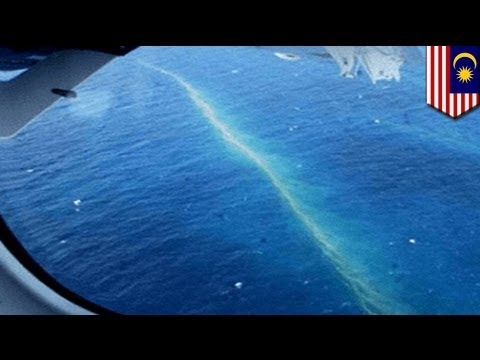 Malaysia flight MH370: Chinese plane spots 'suspicious objects'