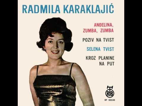 Radmila Karaklajić Радмила Караклаич Чоколино