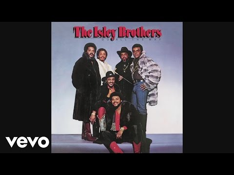 The Isley Brothers - Don't Say Goodnight (It's Time for Love), Pts. 1 & 2 (Audio)