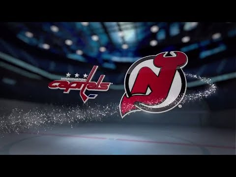 Washington Capitals vs New Jersey Devils - October 13, 2017 | Game Highlights | NHL 2017/18. Обзор.