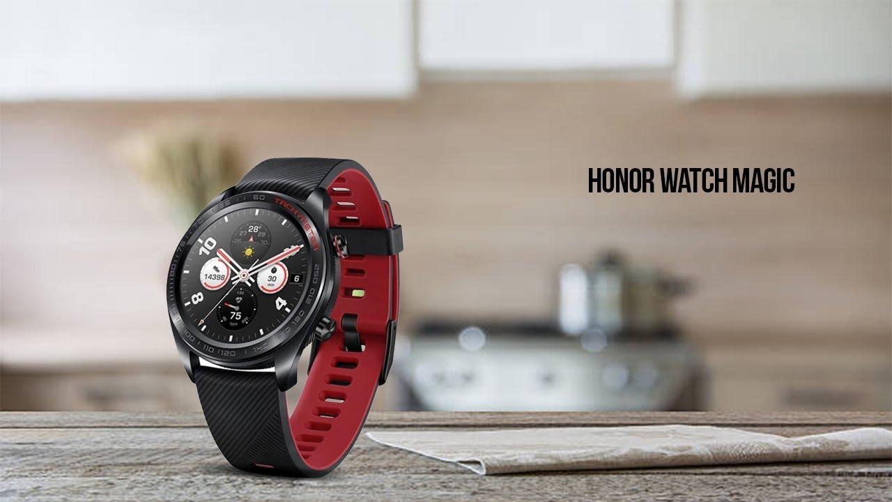 Huawei Honor Watch Magic | Swimproof Design | Smartwatch | 2019