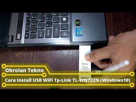 Tp Link Tl Wn722n Windows 10 Driver
