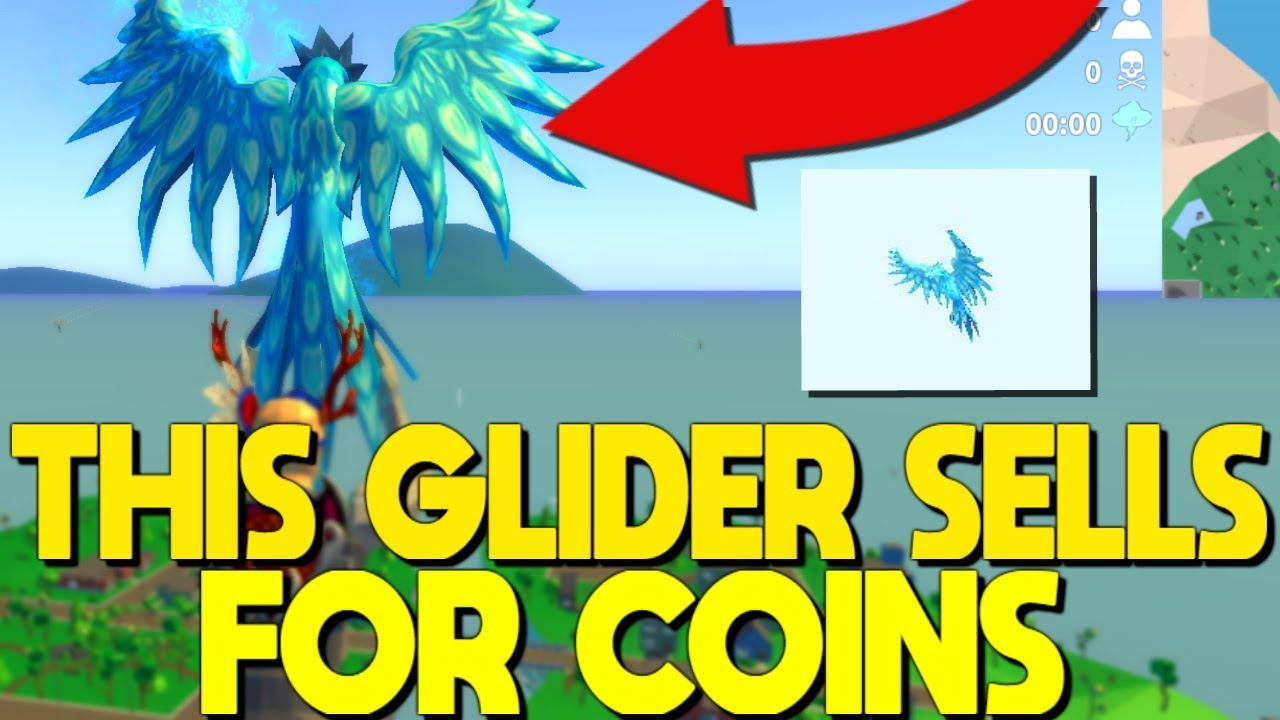 You Can Buy This Glider With Coins In Strucid... *CHEAP ...