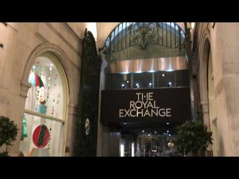 Royal Exchange City Of London