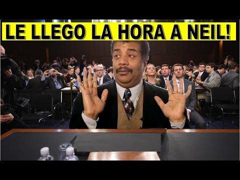 NEIL DEGRASSEE TYSON LA EMBARRA HASTA EL FONDO LA NASA ES CAIDA2