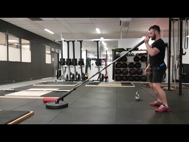 Pivot Shoulder Press