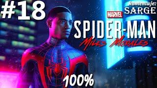 Zagrajmy w Spider-Man: Miles Morales PL (100%) odc. 18 - Skradzione zabawki | PS5