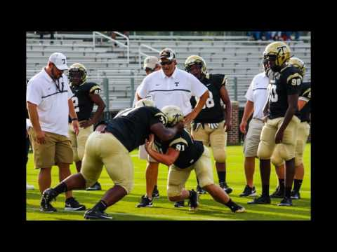 Thomson High School vs Grovetown August 12, 2016
