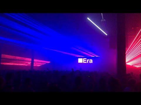 Perc (live) at Reaktor Era - New Year's Eve at NDSM Scheepsbouwloods, Amsterdam 31 December 2017