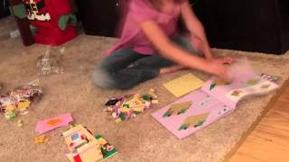 LEGO Friends Summer Riding Camp 3185 set review Brick Girl Ep 1