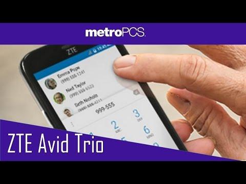 ZTE Avid Trio Reviews, Specs & Price Compare