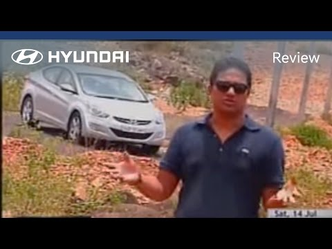 Hyundai Elantra Overall Review - Overdrive - CNBC TV 18