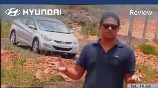 Hyundai Elantra Overall Review - Overdrive - CNBC TV 18