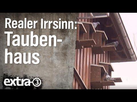 Realer Irrsinn: Das Taubenhaus bei Fulda  | extra 3 | NDR