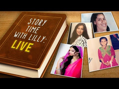 Story Time with Lilly: LIVE
