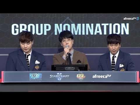 [2018 GSL Season 1]Code S Ro.16 Group Nomination