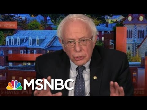 Bernie Sanders On His Big Win In New Hampshire | All In | MSNBC