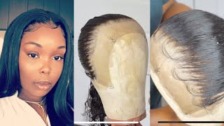HOW I CUSTOMIZE AND MAKE MY LACE FRONTAL WIGS START TO FINISH Ft Ali Pearl Hair
