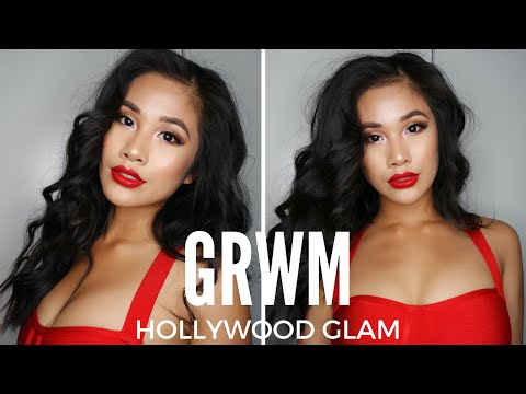 GRWM Birthday Make Up || How To Make A Double Eye Lid || Ling.kt
