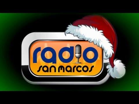 Saludo Navideño 2015 - Radio San Marcos El Salvador