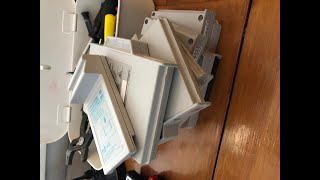 Scrapping Telecom Software Cartridges for FREE GOLD! -Moose Scrapper #261