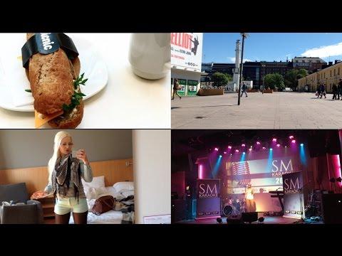 Karaoke & Helsinki trip-Vlog