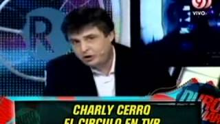 CHARLY GARCIA EN TVR - 02-09-13