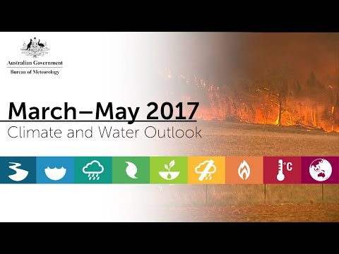 Climate and Water Outlook, March–May 2017