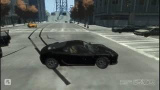 GTA 4 Slow Motion Crashes