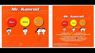 "Mr. Konrad - ""Dire fare baciare"" (Radio edit) - audio ufficiale"