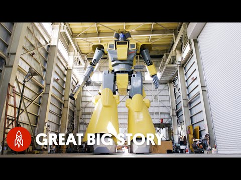 Building the World's Largest Robot
