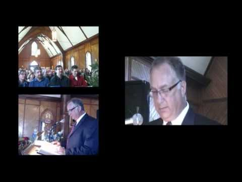 Brian Robert Raymond Balcom     (Live Streaming Broadcast footage by Innovative www.ih.ca)