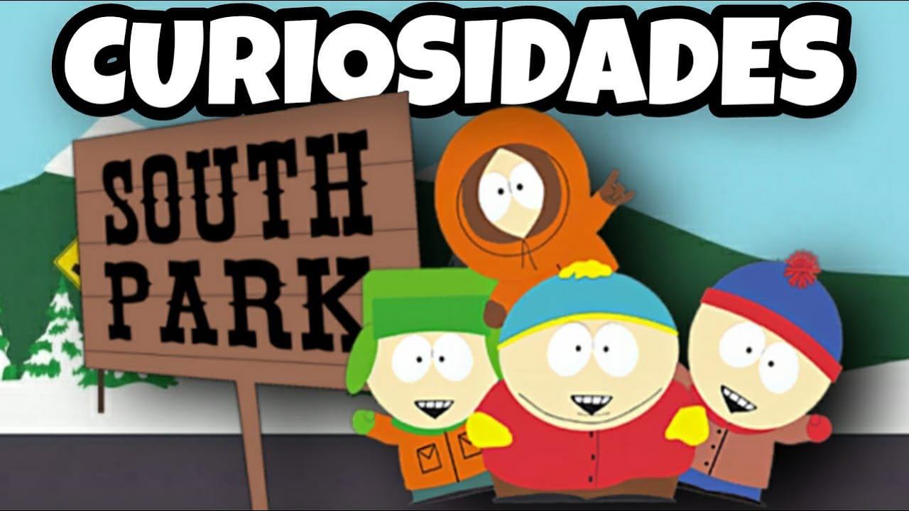 Todas Las Curiosidades de South Park