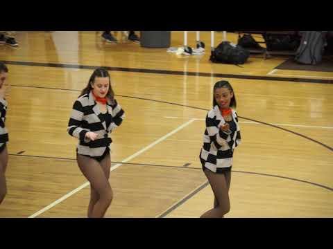 Bonanza High School JV Cheerleaders vs Faith Lutheran H.S.