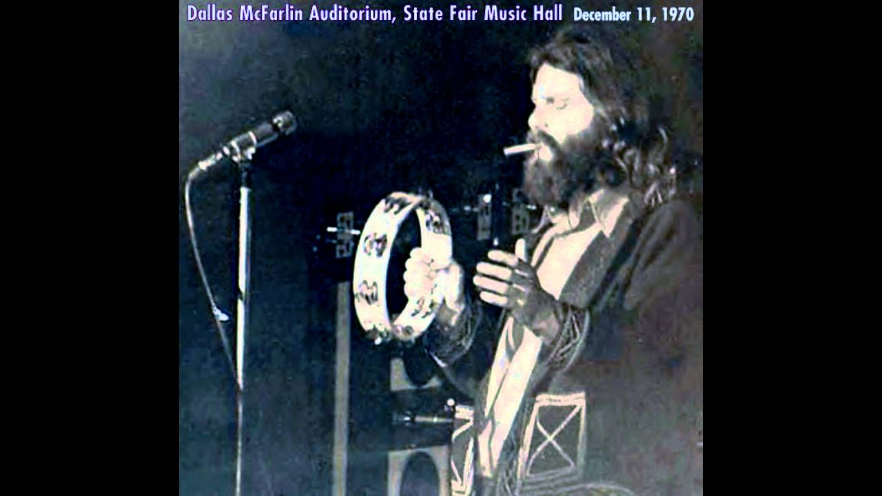 The Doors - Love Her Madly (Live in Dallas 1970) - YouTube
