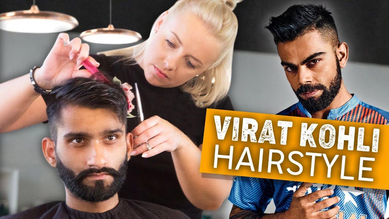 Virat Kohli Haircut 2018 Best Mens Indian Hairstyles