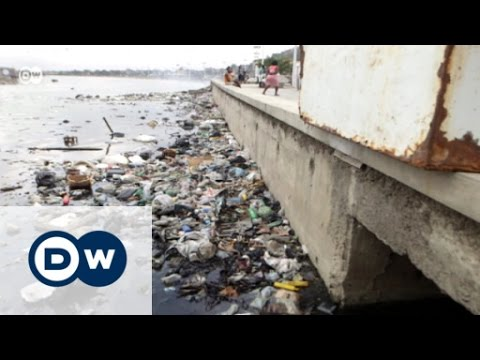 Haiti: An island state is sinking in trash | Global 3000