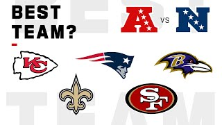 Who is the Best Team in Each Conference?