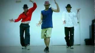 daVinzyDANCE feat Avinash Dwivedi & Amit | Ganesh Hegde - Zara Suniyo G | Choreography